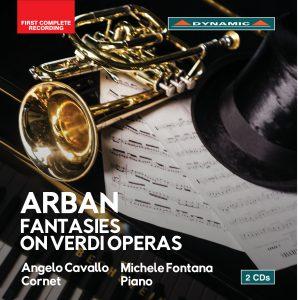 Arban, Fantasies on Verdi Operas - Nuovo lavoro discografico